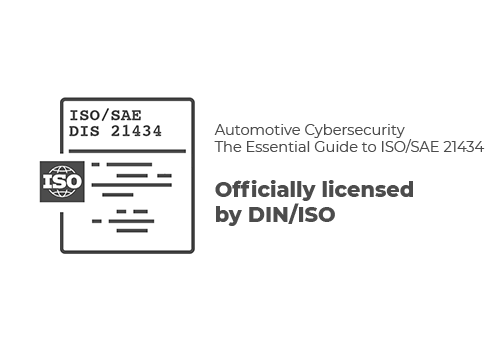 ISO/SAE 21434 Book officially licensed